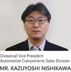 Divisional Vice President<br />